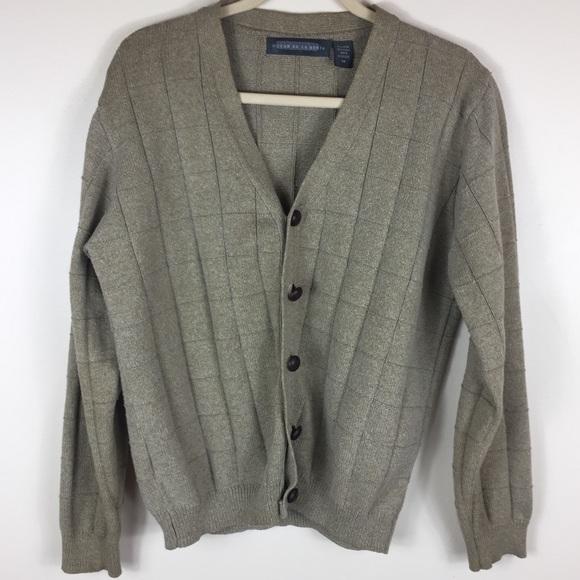 Oscar De La Renta Sweaters Mens Sweater Size Medium Poshmark